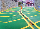 环氧防滑坡道地坪工程施工